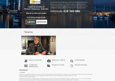 Proyecto Curso Perito Inmobiliario