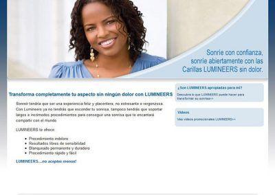 Proyecto de Carillas Dentales Lumineers España