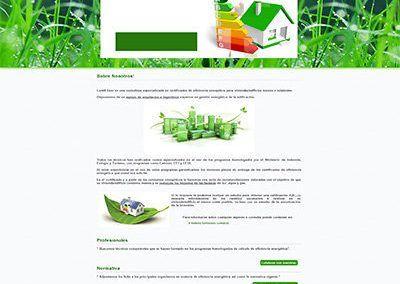 Proyecto de Certificados Energéticos