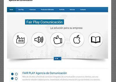 Proyecto de Agencia de comunicación
