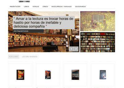 Venta Online de Libros