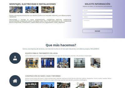 Proyecto de Montajes, Electricidad e Instalaciones