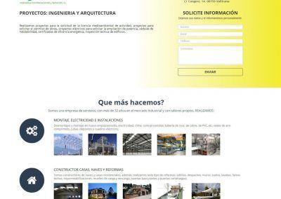 Proyecto de Proyectos, Ingeniería y Arquitectura