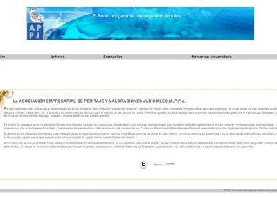 Proyecto de Asociación profesional de peritos judiciales