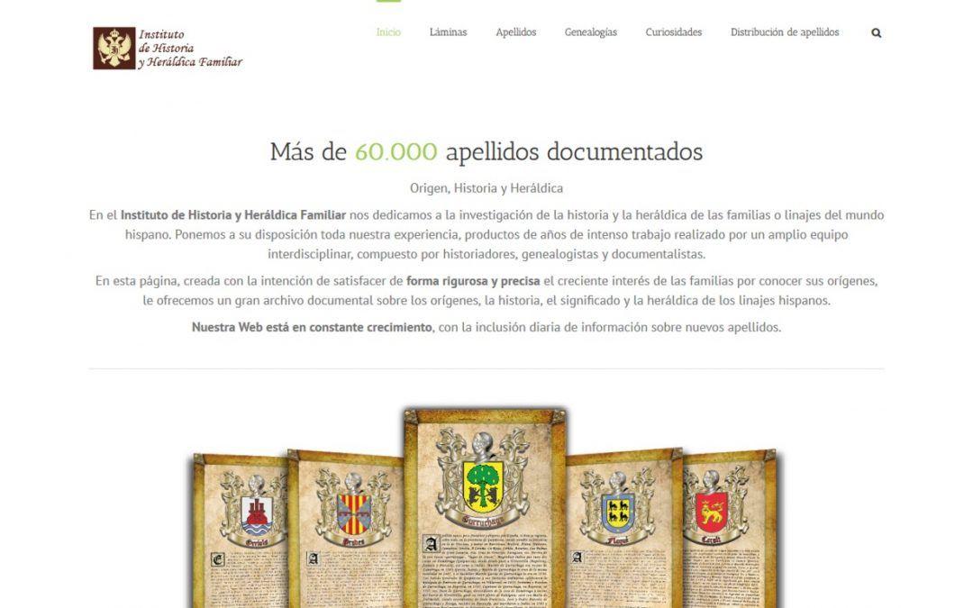 Proyecto de Historia Heraldica