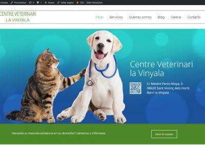 Proyecto de Centro Veterinario