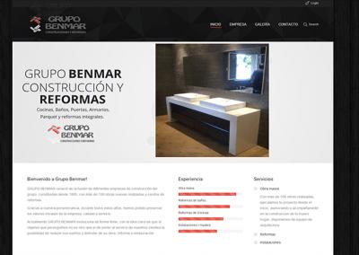 Proyecto de Página web para empresa de Reformas