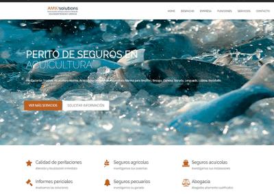 Proyecto de Página web para Despacho de abogados