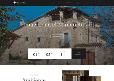 Proyecto de Casa Rural