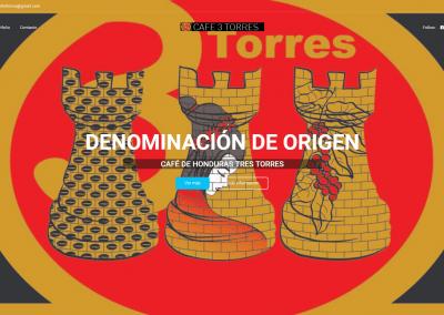 Proyecto de Café 3 Torres