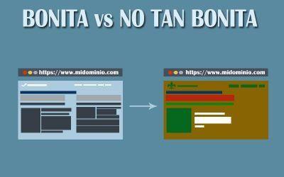Crees que por tener una pagina web mas bonita vas a vender mas? y Como crear una página web