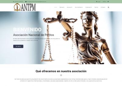 Proyecto web ANTPM 2018