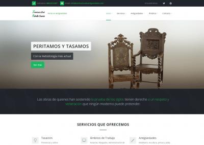 Proyecto Perito en Antigüedades