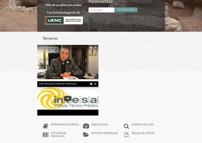 Proyecto Curso Perito en Arqueología