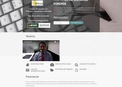 Proyecto Curso Informática Forense