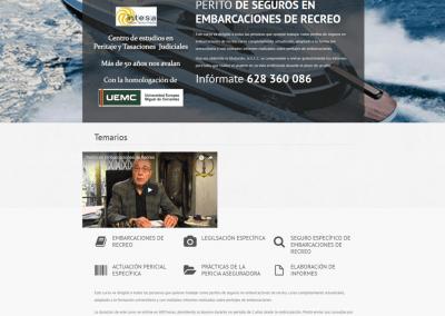 Proyecto Curso de Seguros en Enbarcaciones