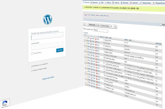 Como cambiar la contraseña en un WordPress desde PhpmyAdmin