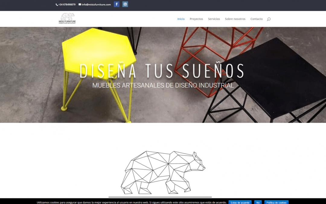 Página web taller soldadura