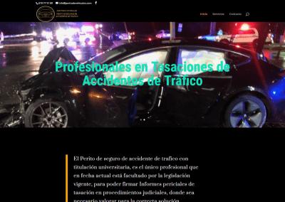 Proyecto Web Perito Accidentes de Tráfico