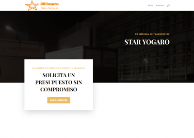 Proyecto Web empresa transportes