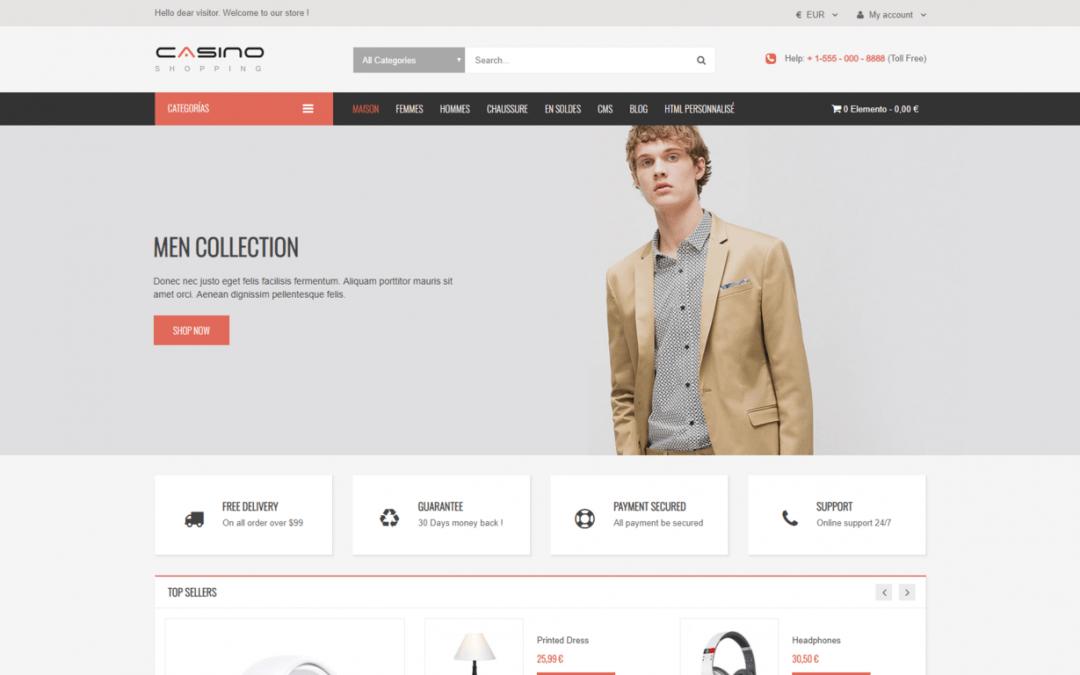 Demo tienda Online futuros clientes