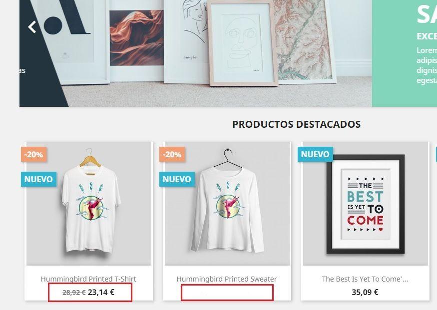 Ocultar precios a usuarios no registrados en Prestashop 1.7.5