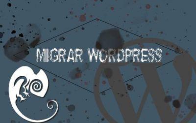 Como migrar un WordPress