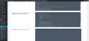 añadir script en Body WordPress con DIVI