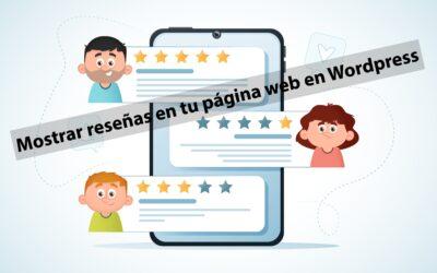 Como saber el ID para añadir reseñas de Google en WordPress